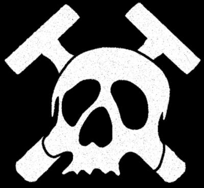 mutiny skull logo