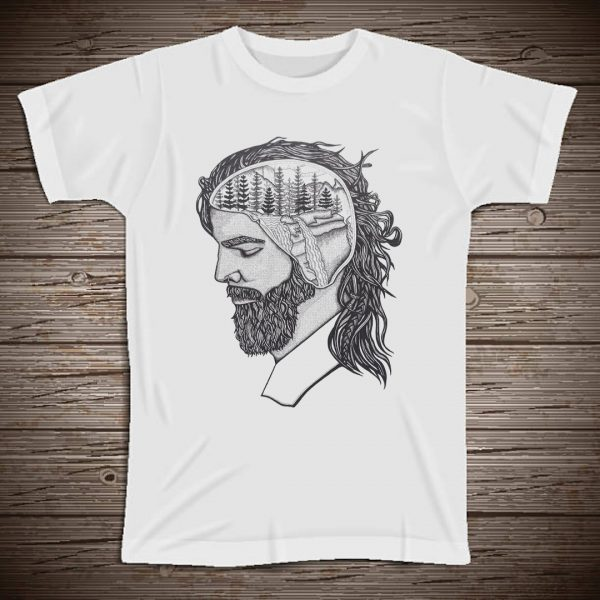 T-Shirt - Nature of the Mind