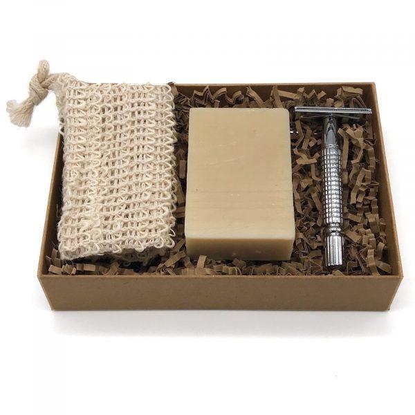 Mutiny Shaving Box (Pouch) - Aloe Vera