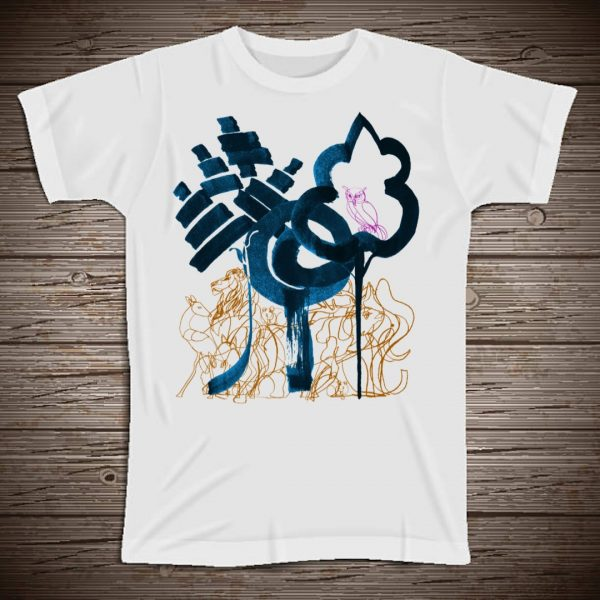 T-Shirt - Menagerie