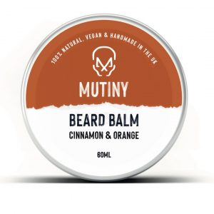 Beard Balm - Cinnamon & Orange