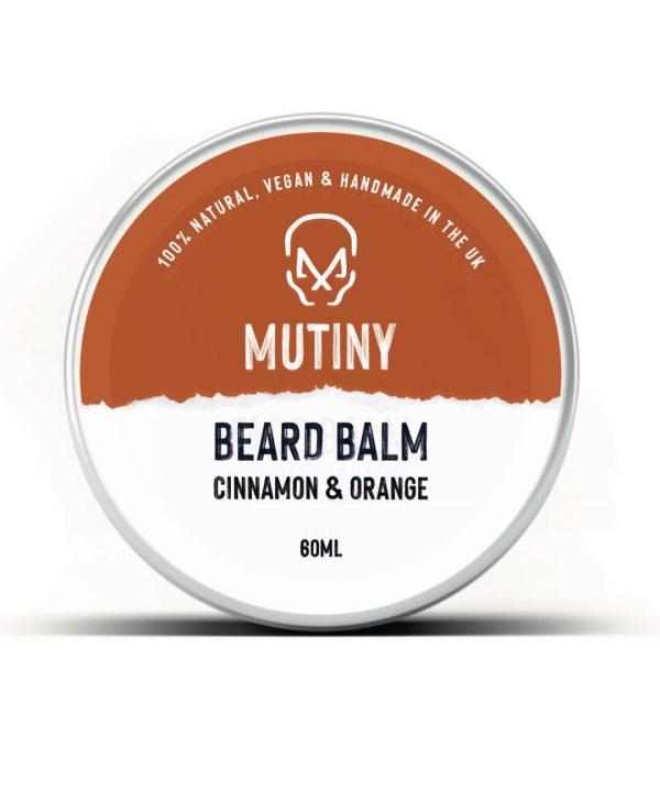 Beard Balm - Cinnamon & Orange