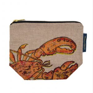 Washbag - Lobster